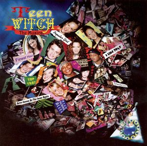 Teen Witch the Musical front cover art