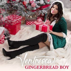"Cover Art for ""Gingerbread Boy"" by Ventresca (2020)"